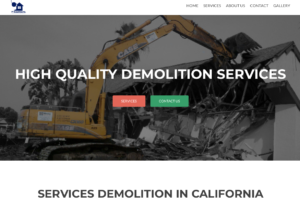 1st Demolition Co by Agence Div6